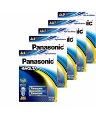 Pin số 2A & 3A Panasonic Alkaline EVOLTA 1.5V