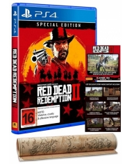 Red Dead Redemtion 2 Special Edition Asia