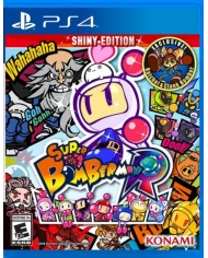 Super Bomberman R Shiny Edition US