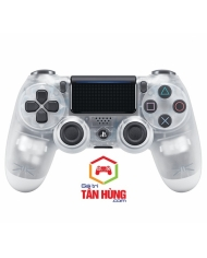 Tay cầm chơi game PS4 DUALSHOCK®4 Wireless Controller Slim Pro Crystal Version CH