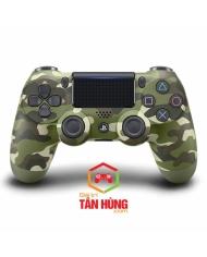 Tay cầm chơi game DUALSHOCK®4 Wireless Controller Slim Pro Version - Camo Chính Hãng
