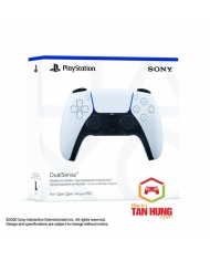 Tay Cầm PS5 DualSense Chính Hãng Sony BH 03 Tháng
