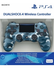 Tay cầm PS4 DUALSHOCK®4 Wireless Controller 2019 Blue Camouflage