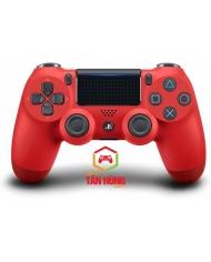 Tay cầm chơi game PS4 DUALSHOCK®4 Wireless Controller - Red Chính Hãng BH 12 tháng