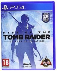 Rise of the Tomb Raider EU
