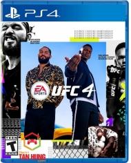 UFC 4 EA Sport