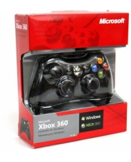 WIRED CONTROLLER XBOX 360  FOR WINDOWS BLACK (Tay Có Dây)