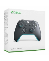 Xbox One S Wireless Controller Grey Blue