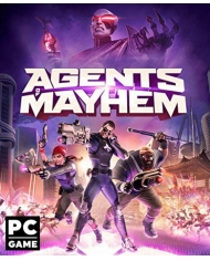 [Game PC] Agents Of Mayhem