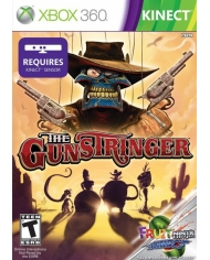 Đĩa game xịn Xbox 360 Kinect The GunStringer (NTSCJ)