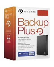 Seagate Backup Plus Portable Drive 4TB
