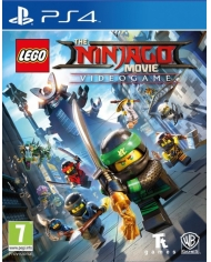 LEGO Ninjago Movie Game US