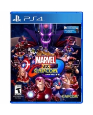 Marvel vs. Capcom Infinite US