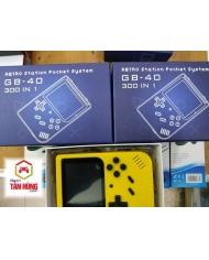 Máy Điện tử 4 nút Cầm Tay Retro GP-40 Kèm 300games
