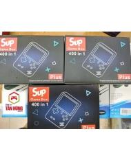 Máy Điện tử 4 nút Cầm Tay Sup Game Box Kèm 400games