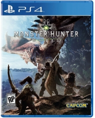 Monster Hunter World US