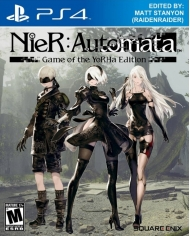 NieR: Automata Game of the Year Asia