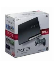 Máy PS3 Slim 320GB Cũ Hack Full