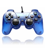 TAY PS2 XỊN SIÊU COLOR - BLUE EDITION