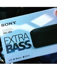 Loa Bluetooth không dây Sony SRS-XB3 (Đen)
