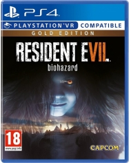 RESIDENT EVIL 7 BIOHAZARD Gold Edition US