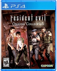 RESIDENT EVIL Origins Collection US