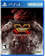 Street Fighter V - Arcade Edition [PS4]