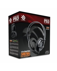 HEADSET STEELSERIES SIBERIA V2 FULL-SIZE HEADSET PS3,PS4,XBOX,PC