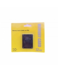 Memory Card 32MB/PS2