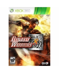 DYNASTY WARRIORS 8 [XGD3-RF]