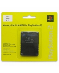 Memory Card 16MB/PS2