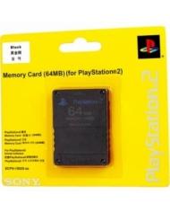 Memory Card 64MB/PS2