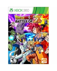 Dragonball Z: Battle of Z [PAL-NTSC J]