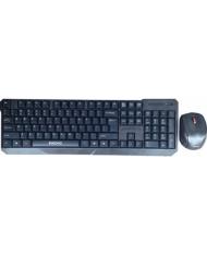 Bộ bàn phím chuột không dây E-113CB