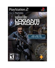 Game PS2-SYPHON FILTER LOGANS SHADOW