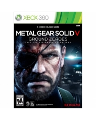 Metal Gear Solid V Ground Zeroes [XGD2-PAL-NTSC U]