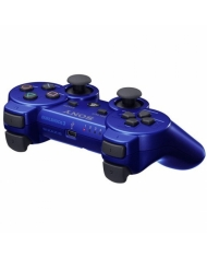 PS3 Controller Metallic Blue Box