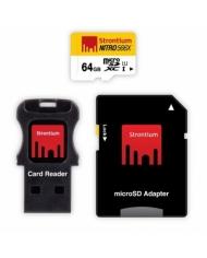 Thẻ nhớ Strontium MicroSD 64GB