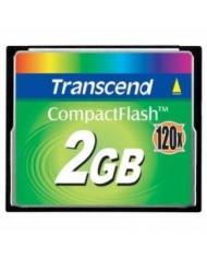 Transcend Compact Flash Card
