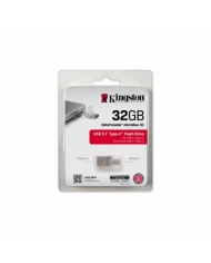 USB 32GB Kingston Data Traveler Micro Duo 3C 3.0 TYPE C