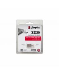 USB 32GB Kingston Data Traveler Micro Duo 3C 3.0 TYPE C
