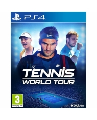 Tennis World Tour Ps4 2018