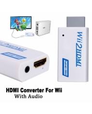 Cổng chuyển Av to HDMI cho Wii - Wii2Hdmi Converter