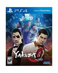 Yakuza 0 US