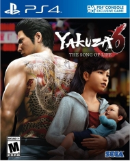 Yakuza 6 : The Song of Life Asia