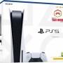 Máy PlayStation 5 Chạy đĩa