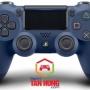 Tay Cầm PS4 Slim Pro DualShock 4 Midnight Blue Chính Hãng