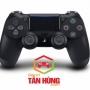 Tay cầm chơi game PS4 DUALSHOCK®4 Wireless Controller - Black Chính Hãng BH 12 tháng