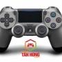 Tay Cầm PS4 Slim Pro DualShock 4 Steel Black Chính Hãng